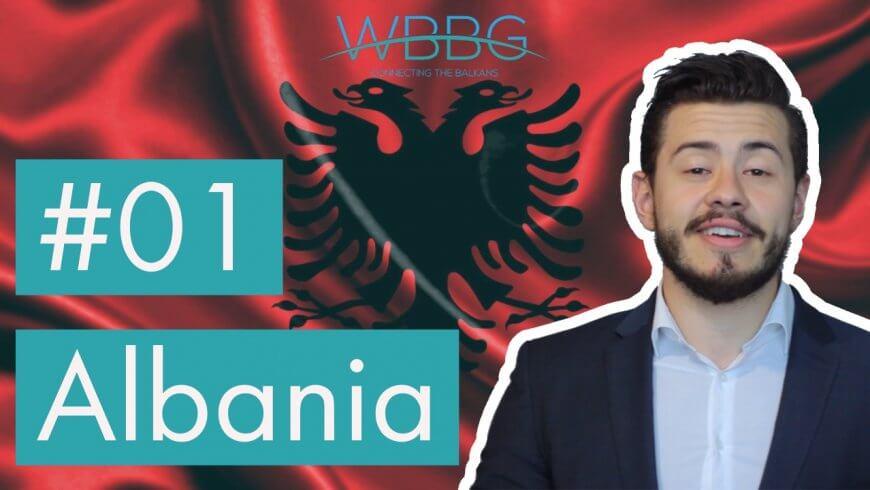 Western Balkans Video Series #01: Albania
