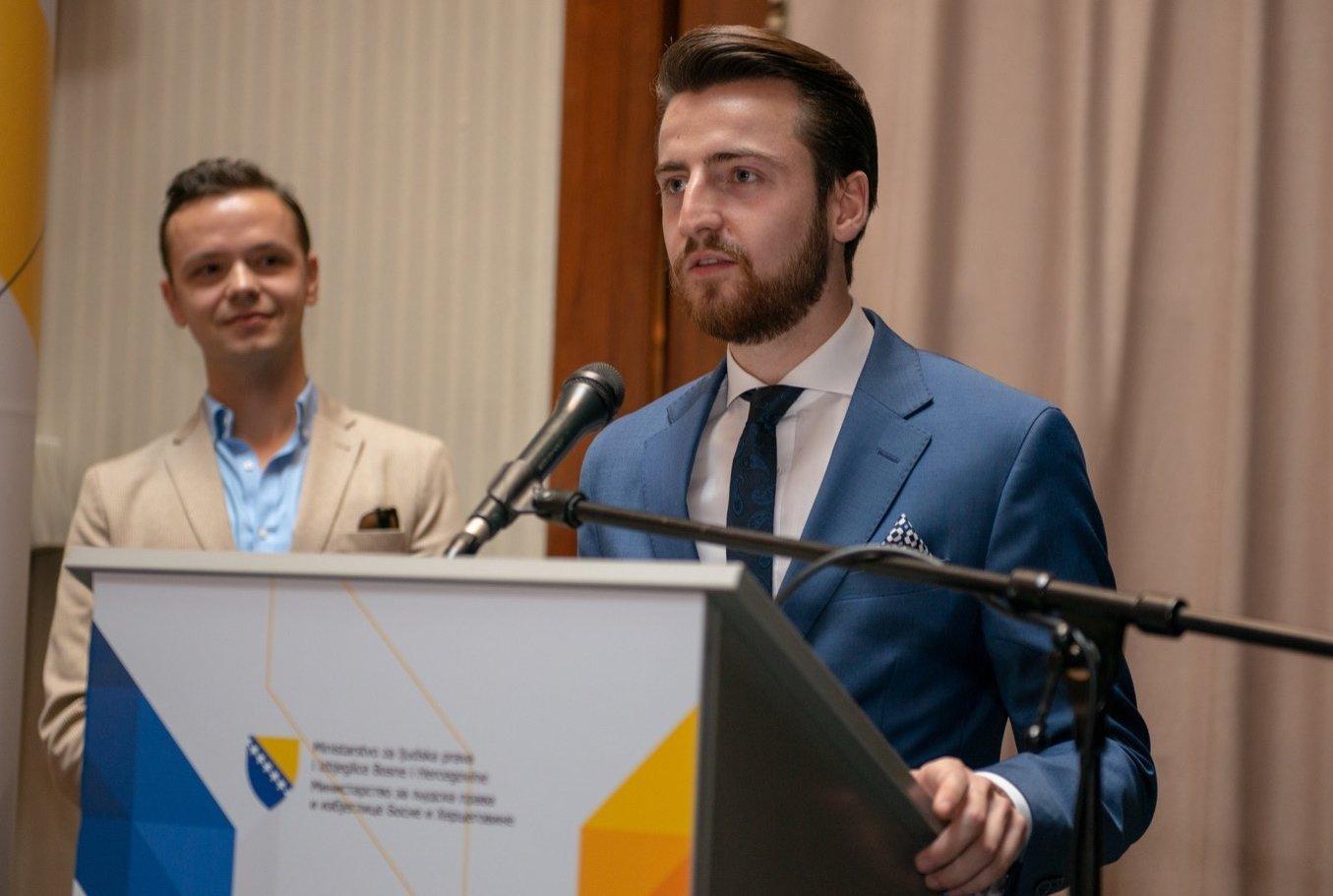 Second Conference for BiH Diaspora: ''Koračajmo Zajedno''
